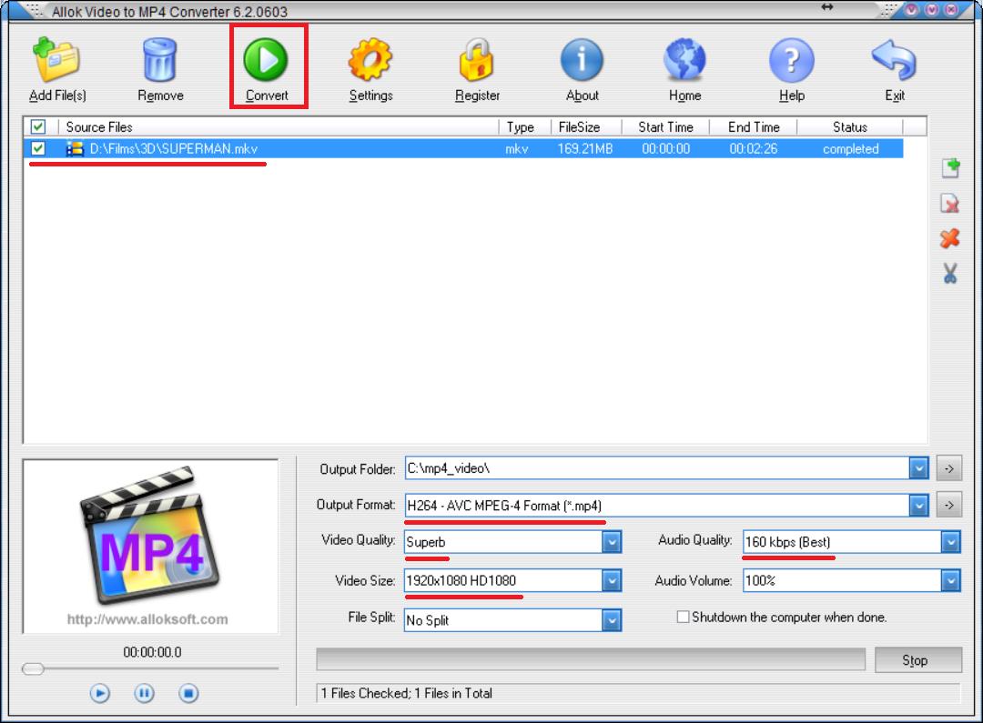 Программу 3d фильм для очков