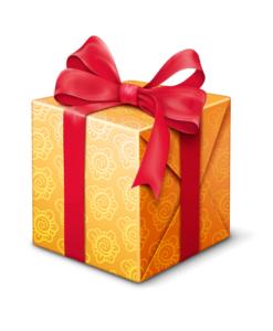Бесплатные подарки каждому покупателю